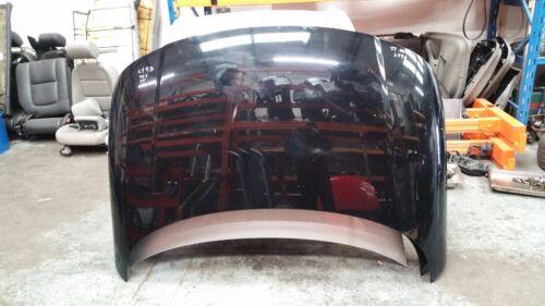 AUDI TT MK1 8N COMPLETE BONNET IN BLACK LY9B