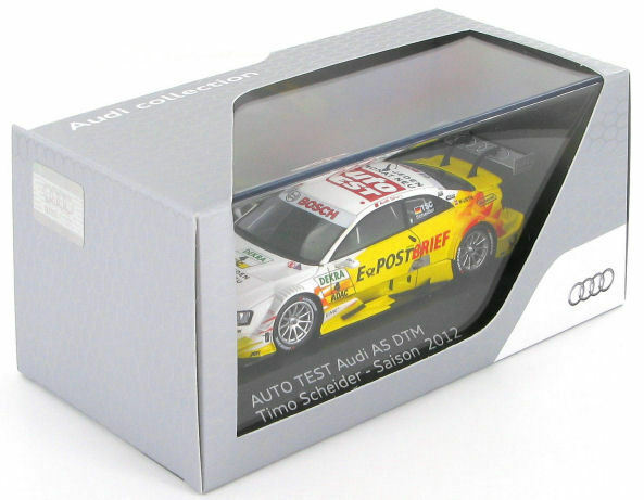 Audi A5 Timo Scheider DTM 2012 1 43 (Audi collection)