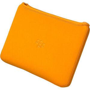 RIM-ACC-39320-302-Neoprene-Sleeve-for-BlackBerry-PlayBook-Tablet-Orange-NEW