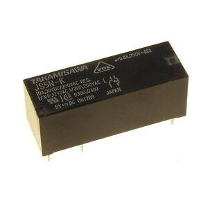 Fujitsu-Takamisawa-Relais-JS-5-NK-Power-Relay-1x-UM-8A-250V-AC-081837