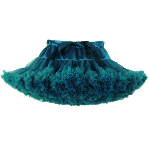 Toddler Kids Girl Baby Fluffy Pettiskirt Tutu Princess Party Skirt Dancewear New