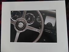 MAGGIOTTO stampa montata FOTO VINTAGE mg dettaglio Classico Volante