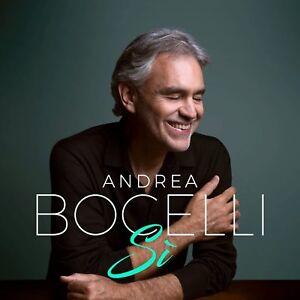 ANDREA BOCELLI 'SI' CD (2018)