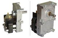Pellet Stove Auger Gear Motor, 1 Rpm, 115v, 0.19 Amps (whitfield Quest, Merkle-k