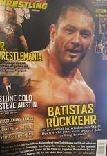 Power Wrestling 05/2009 WWE WWF TNA + 4 Poster (Judgment Day, Shawn, Rey, Cody)