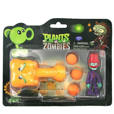 Rare Castle in the Sky-PLANTS vs. ZOMBIES-Pumpkin Air cannon Toy Gift