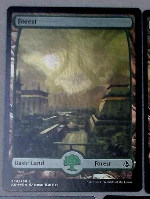 Near Mint Foil English Magic Card Amonkhet MTG TCG Island 251