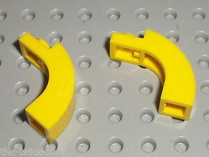 2 x Arche LEGO Yellow Arch ref 6005 set 31022 41102 60076 10230 70909 ...
