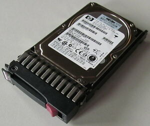 04-16-01436-HP-DL380-G5-36GB-10-000-rpm-SAS-HDD-mit-Rahmen-MAY2036RC-395924-001