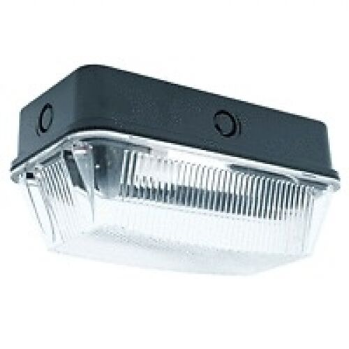 Outdoor Bulkhead Light 100 Watt Poly Anti-Vandal Ansell A100POLY