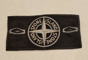 Glow-Stone-Island-Badge-Great-Condition-no-buttons
