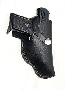 – Schwarz Taschenpistole Holster Lady Handarbeit Rindleder Für Gun xgxqUXR