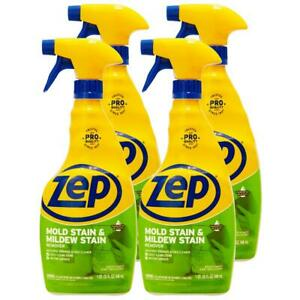Zep Mold Stain And Mildew Remover Case