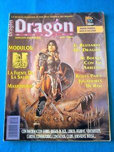 Rol-Revista-de-rol-Dragon-Numero-1-RL699