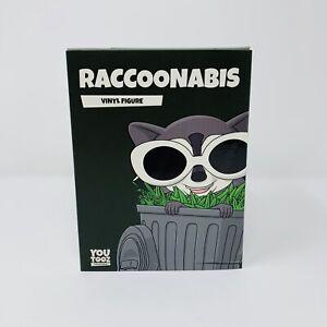 Youtooz Raccoonabis #87 Limited Edition 4/20 Vinyl Figure NEW Fast Free Ship