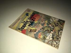 COLLECTION-PATRIE-Mongis-LE-DERNIER-SURSAUT-NAZI-Rouff-1947-DC07A