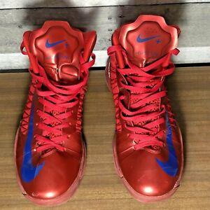 Vintage-2012-Mens-Nike-Hyperdunk-Basketball-Shoes-Sz-10-Good-Cond-524934-600