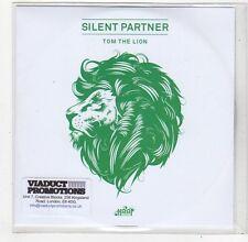 (FO819) Tom The Lion, Silent Partner - 2014 DJ CD