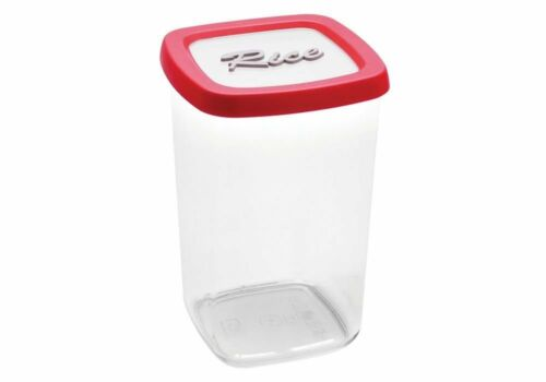 1.5 L-Joint Étanche riz conteneur Boîte-Made in Italy Snips Rice Storage