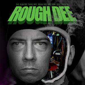 Pure-Doze-Too-Strong-Rough-Dee-Evil-Robot-CD-Album