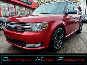 2014 Ford Flex SEL AWD *Nav / Rear Cam / Panoramic Sunroof / LTH*