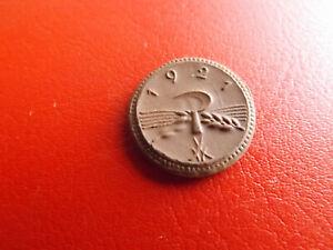 * Sachsen 20 Pfennig Notgeld Porzellan 1921(132)(schub65)