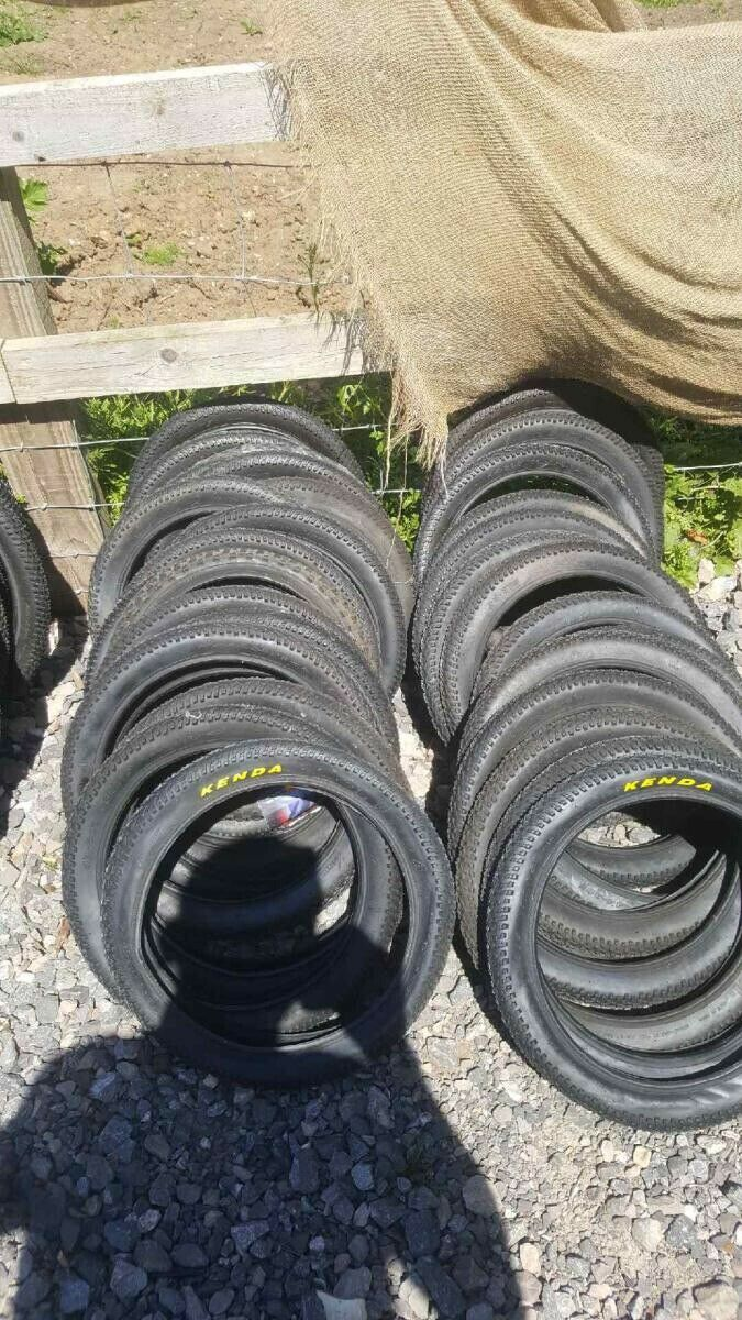 KENDA Tyres - 16 x 1.75 - Job Lot - 30 Bicycle Tyres - BRAND NEW