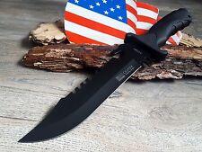 Jagdmesser Messer Knife Bowie Buschmesser Coltello Cuchillo Couteau Hunting -USA
