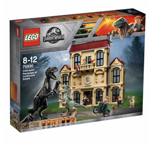 Détails Jouet Sur Indoraptor Rampage Dinosaure Le Lego 75930 Titre Afficher D'origine Jurassic World mNwv0O8n