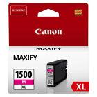 Cartucho tinta canon Pgi-1500xl magenta Maxify