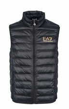 EA7 BODY W EMPORIO ARMANI MENS NAVY, BLACK, RED DOWN FILLED BUBBLE HOODIE  JACKET 38c7f1a6381