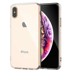 Fuer-iPhone-XS-Max-Crystal-Transparent-Durchsichtig-Huelle-Case-Cover-Duenn