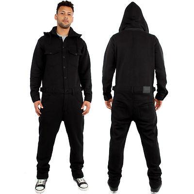 Brooklyn Mint jumpsuit, black overalls urban jeans time is money mechanic hiphop