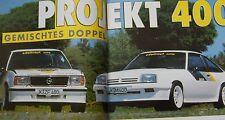 Opel Ascona B Manta 400 0 1 2 3 6 9 i 2000 j s e sr js sport rallye vauxhall