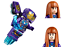 Lego-Marvel-Avengers-Figurine-veritable-Super-Heroes-Infinity-guerre-Endgame-m1 miniature 41
