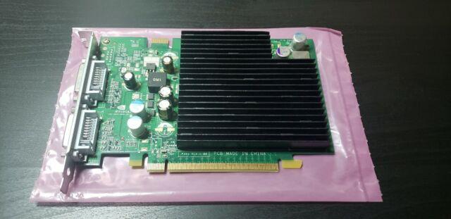 OEM Apple Mac Pro 1,1 A1186 nVidia P345 GeForce 7300GT 256MB Video 630-7876