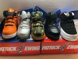 Patrick-Ewing-for-Infants-in-Various-Sizes-and-Styles-Brand-New-in-Original-Box
