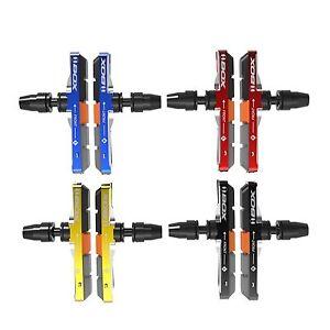 BMX-Race-Racing-BOX-Components-X-RAY-Blau-Bremsschuhe-Mtb-DH