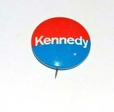 Bobby Robert Kennedy Presidential Pin Back Campaign President Button 1968 Badge