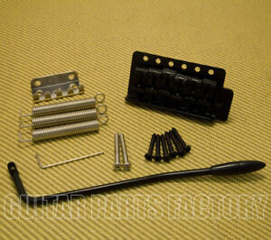 Details about SB-5212-B Black Tremolo for Mexican Standard Fender/Squier  Import Strat®