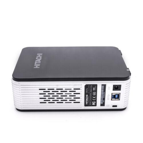 Hitachi 1TB USB 3.0 Desktop External Hard Drive Retail Box 0S03248