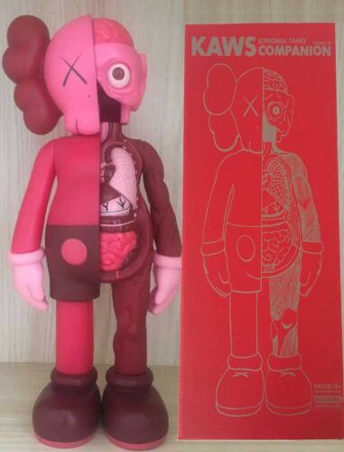 20cm 8inch KAWS Dissected Companion Action Figures For Kids Original Fake Toy UK