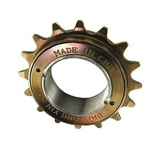 Rear wheel freewheel clutch 18 tooth right side for for Freewheel sprocket for electric motor