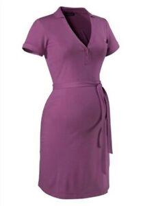 Trendy-Cotton-Stretch-Maternity-Dress-Dress-Size-L-111-New