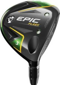 New Callaway Epic Flash Fairway Wood - Choose Loft Shaft Flex RH/LH