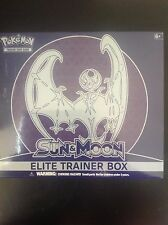 Pokemon TCG ELITE Trainer Box Lunala Englisch Sun and Moon OVP!