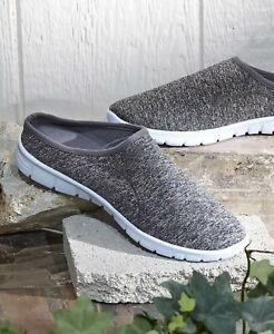 Memory Foam Open Back Sneakers Women's