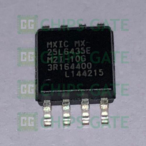 4PCS 25LG435E 25L6435EM2I-10G MX 25L6435E M2I-10G MX25L6435EM2I-10G 200mil
