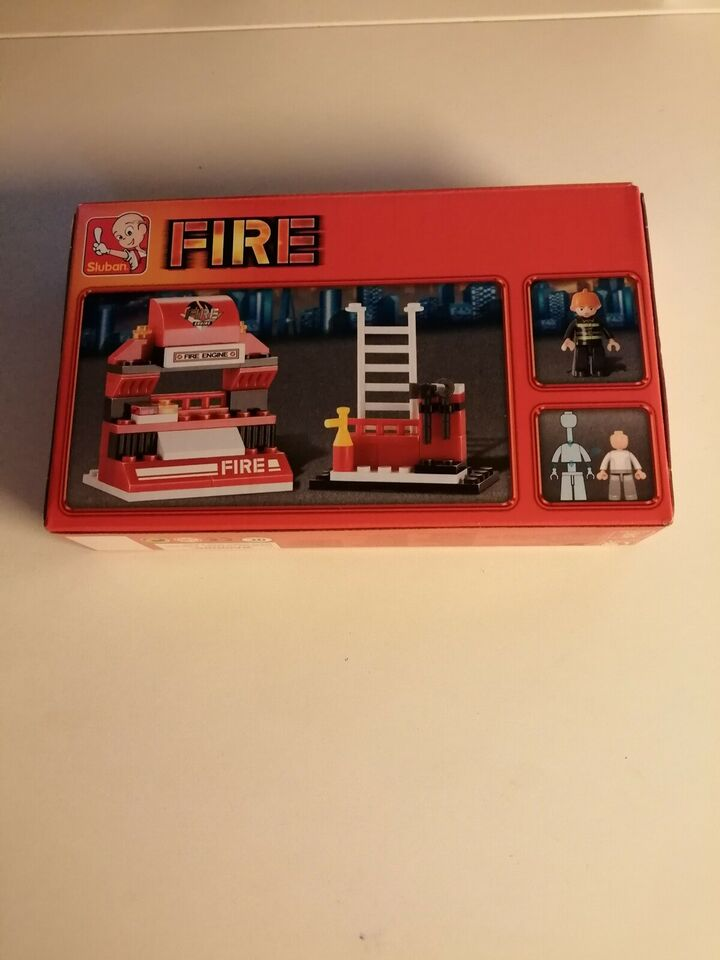 Lego andet, Fire