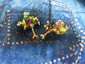 Lot= Garnir Chapeaux Ou Autre Création Bouquets,perles Voilette Noire Fantaisie Wfdl6n0h-08002040-663237001
